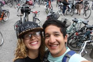 Amsterdam: the City of Bikes!