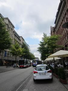 Uptown Hamburg, Germany